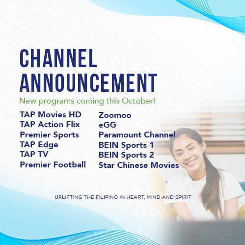 New Programs on Asian Vision Cable!